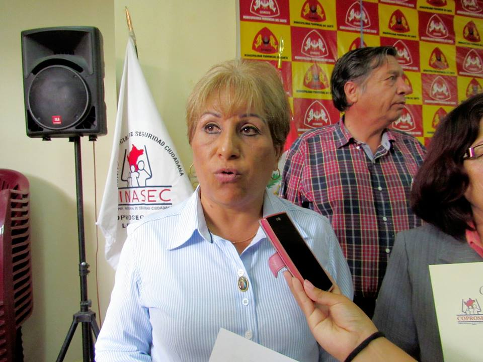 Alcaldesa del santa asegura que ministerio de interior for Ministerio de interior elecciones 2016