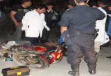 Comerciante de frutas es asesinado de cinco balazos