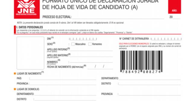 Mayoria De Candidatos Para Elecciones Del 7 De Octubre Aun No Ha