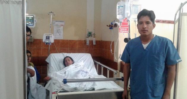 """Médicos de """"La Caleta"""" salvan de la muerte a mujer con grave cuadro de diabetes"""