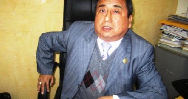 Eduardo Reyes es el nuevo gerente de la Municipalidad de Nuevo Chimbote. Foto: El Ferrol